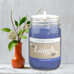 Quote Candle Fundraiser